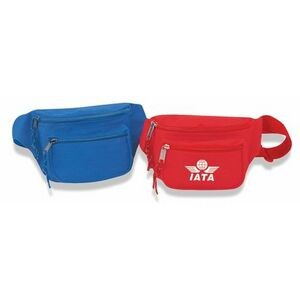 Musketeer Fanny Pack w/ Adjustable Poly Web Strap