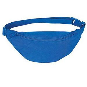 Polyester 1 Pocket Fanny Pack